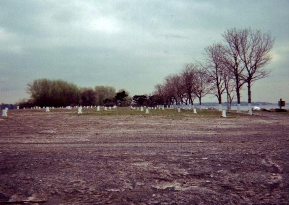 Hart Island, New York, Potter's Field