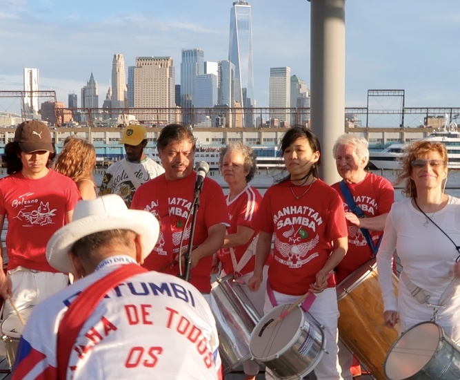 Manhattan Samba, New York City, 2018