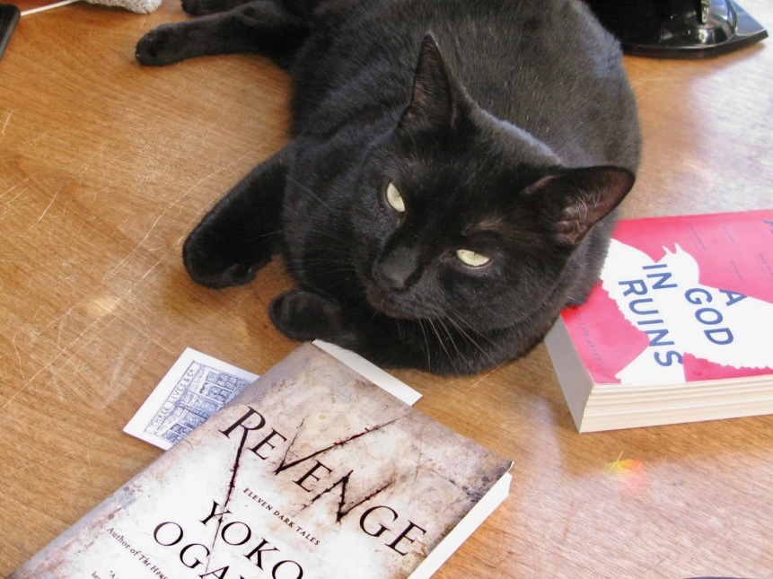 Revenge by Yoko Ogawa and A God in Ruins by Kate Atkinson