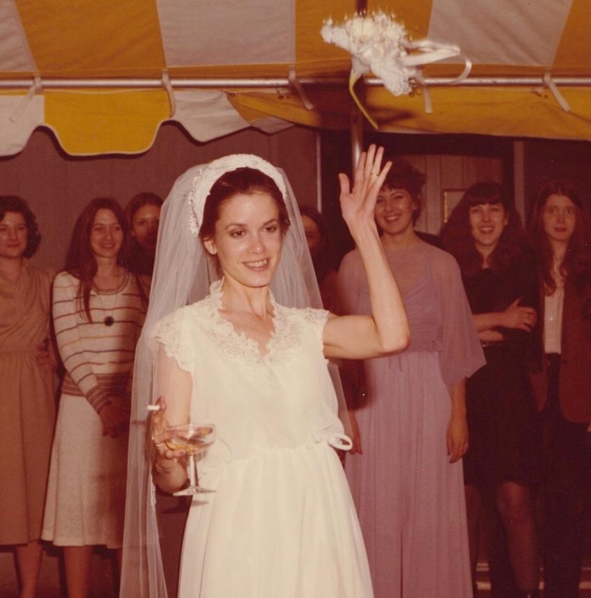 Stacy Horn Wedding