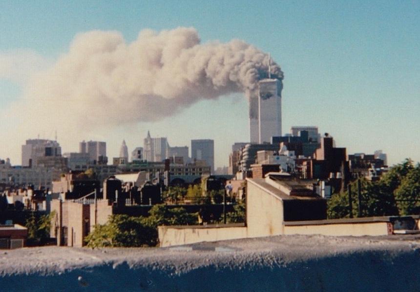 World Trade Center 9/11/2001