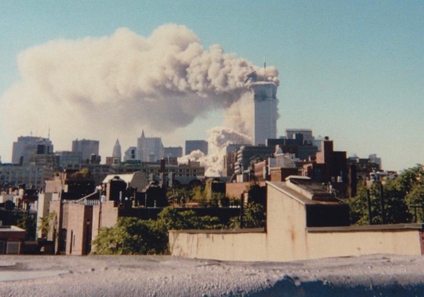 World Trade Center, 9/11/2001